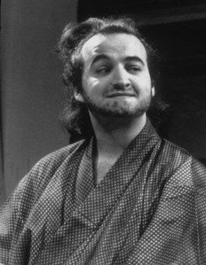 John Belushi as a Samurai  John Belushi Samurai